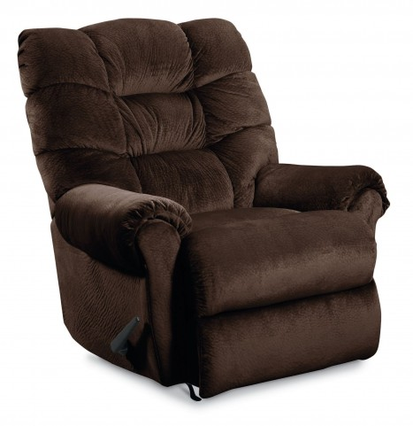 Zip Champion Chocolate Recliner