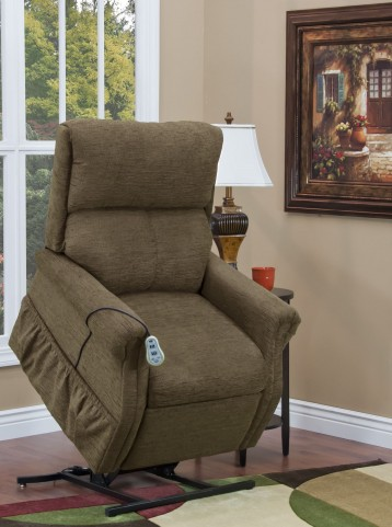Encounter Mushroom Two Way Reclining Lift Chair