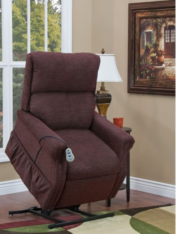 Encounter Wine Two Way Reclining Lift Chair