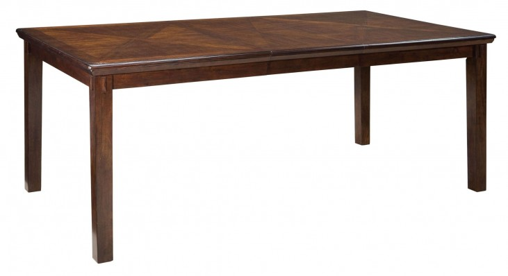 Sonoma Warm Medium Oak Extendable Dining Table