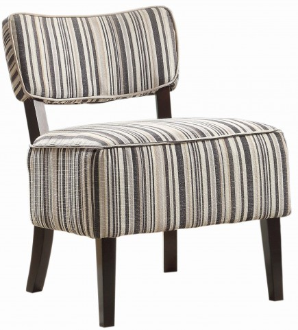 Orson gray Accent Chair