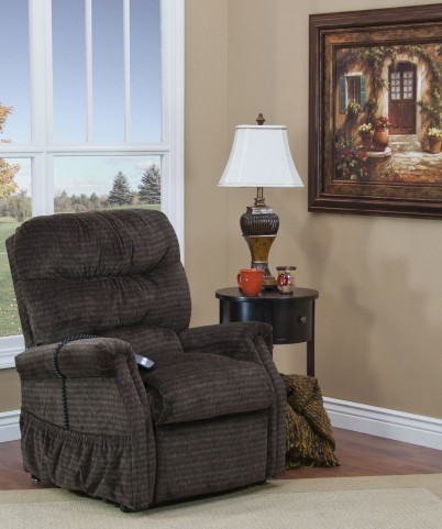 Cabo Godiva Three Way Reclining Lift Chair