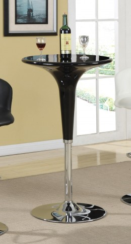 Black Bar Table 120325
