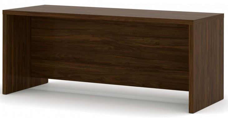 Pro-Linea Oak Barrel Executive Desk