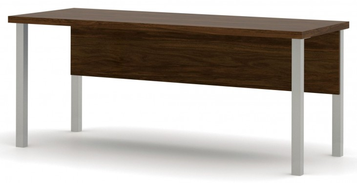 Pro-Linea Oak Metal Leg Barrel Table
