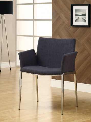 Dining 120 Grey Chair 120722 Set of 2