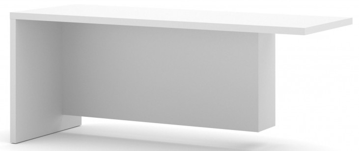Pro-Linea White Return Table