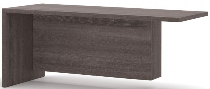 Pro-Linea Bark Grey Return Table