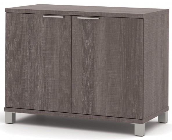 Pro-Linea Bark Grey 2-Door Storage Unit