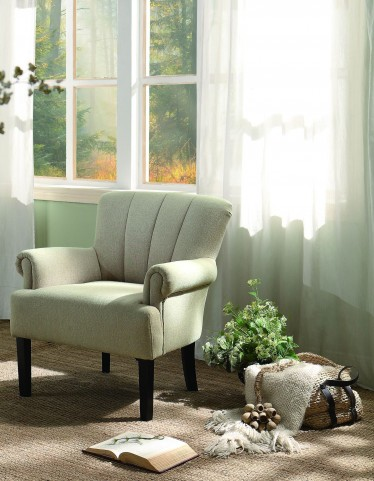 Langdale Oatmeal Accent Chair
