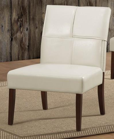 Oriana Cream Accent Chair