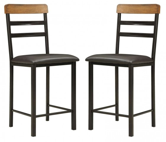 Sheldon Counter Height Stool Set of 2