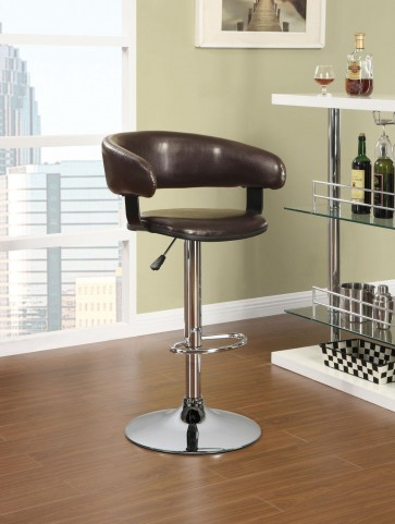 Recreation Brown Bar Stool