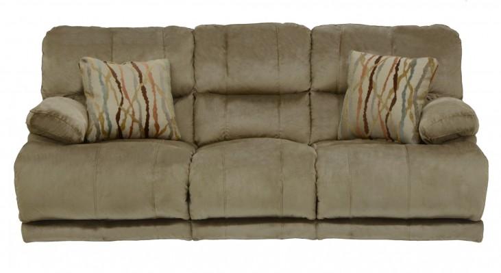 Riley Musk Reclining Sofa