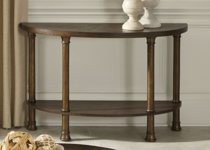 Clockworks Antique Coffee Sofa Table