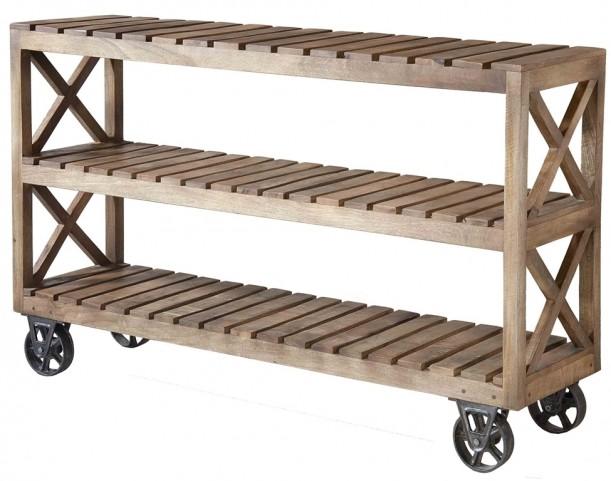 Paulina Rolling Cart