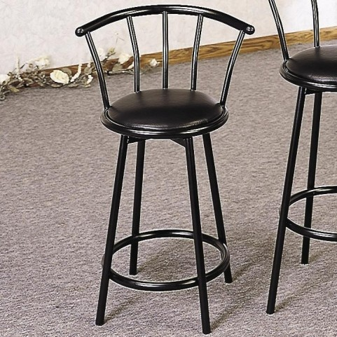 "Buckner 24"" Bar Stool Set of 2"