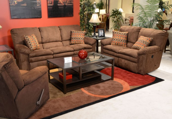 Impulse Godiva Power Reclining Living Room Set