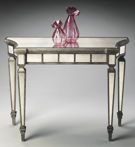 Masterpiece Mirror Console Table