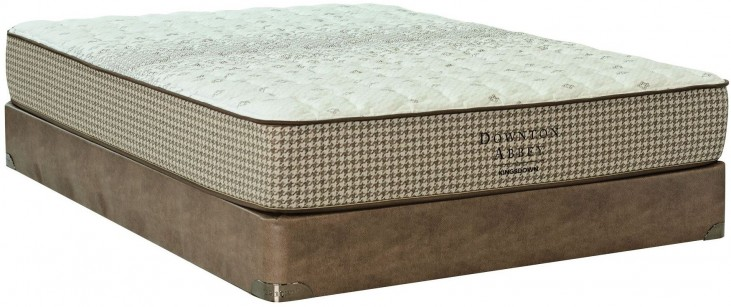 Downton Abbey Country Living III Support King Mattress With Foundation