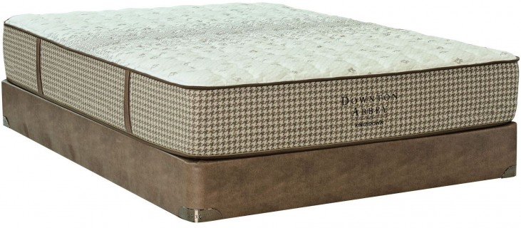 Downton Abbey Country Living IV Support Full Long Mattress With Foundation