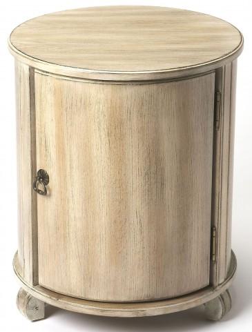 Lawrie Driftwood Drum Table
