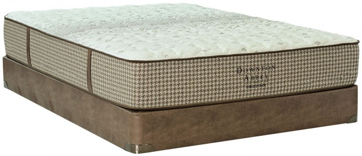 Downton Abbey Country Living V Support Cal. King Mattress With Foundation
