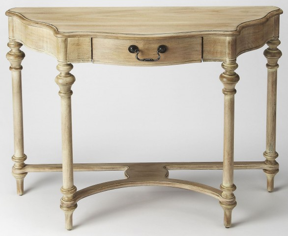 Morency Driftwood Console Table