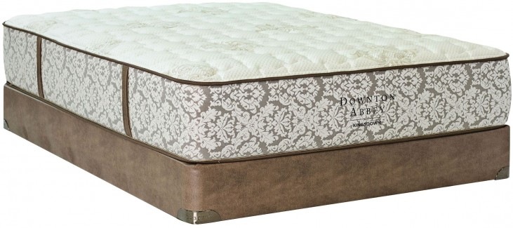 Downton Abbey Edwardian Lace VI Luxury Twin Long Mattress With Foundation