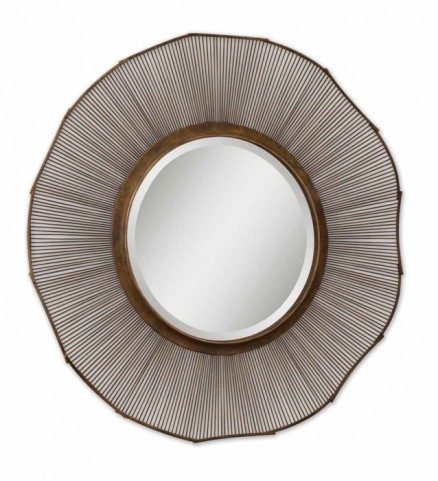 Temecula Forged Metal Mirror