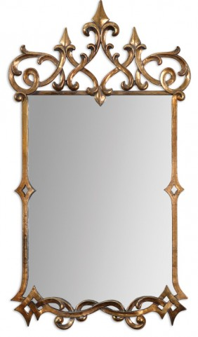 Mirandela Gold Mirror