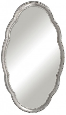 Guadiana Oversized Oval Mirror