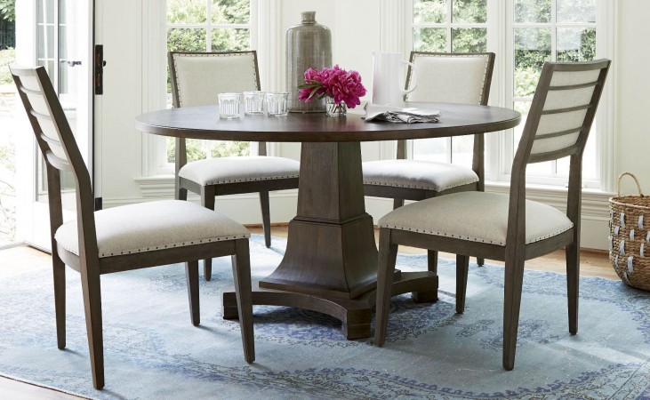 Playlist Brown Eyed Girl Round Dining Room Set