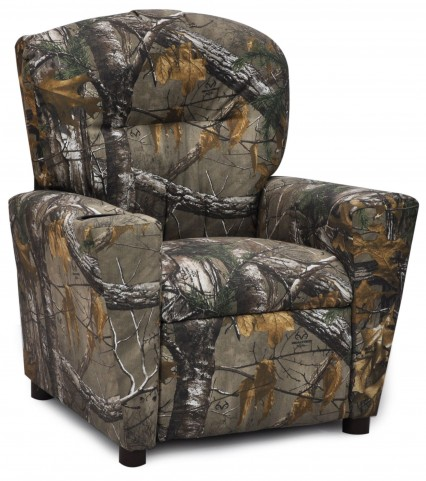 Real Tree Kids Recliner