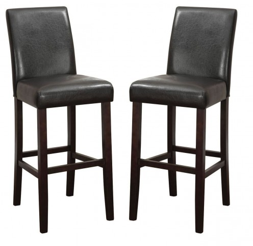 "Parson 29"" Counter Height Bar Stool Set of 2"