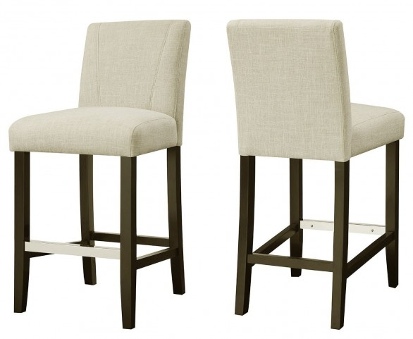 Ivory Dining Stool Set of 2