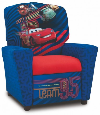 Disney's Cars 2 Kids Recliner