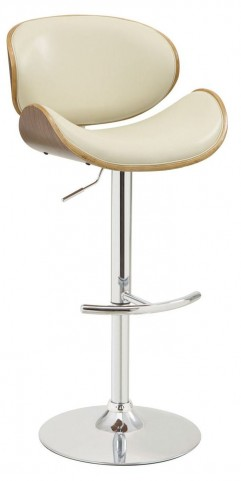 Parson Upholstered Adjustable Bar Stool