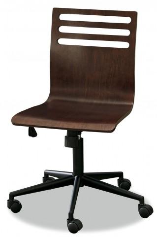 Classics Cherry 4.0 Smartstuff Swivel Desk Chair