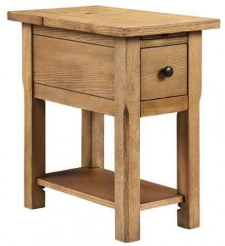 Stonebridge Natural Oak Accent Table