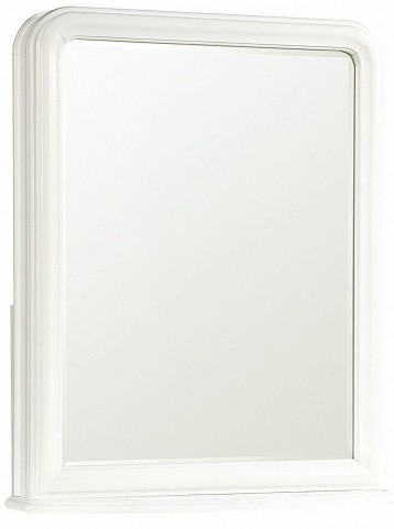 Classics 4.0 Smartstuff Saddle Summer White Storage Mirror