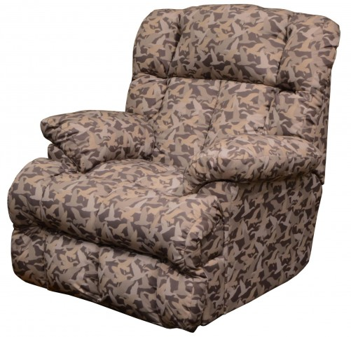 Cedar Creek Duck Camo Power Lay Flat Recliner