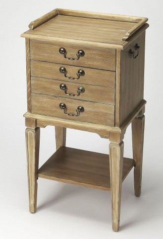 Masterpiece Hardwick Driftwood Silver Chest