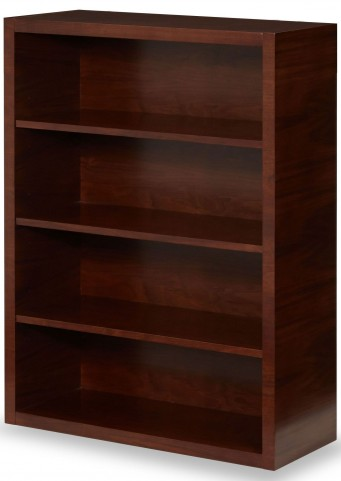 Incept Dark Almond Stacking Bookcase