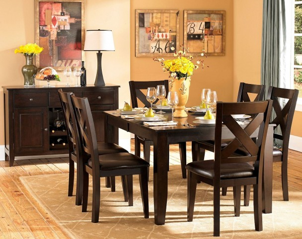 Crown Point Dining Room Set