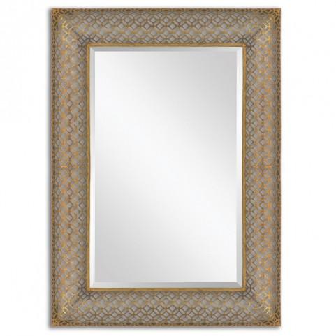 Ariston Stamped Metal Mirror