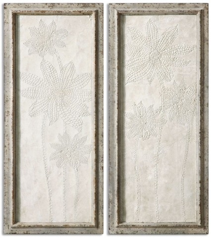Fiore Panels Wall Art Set of 2