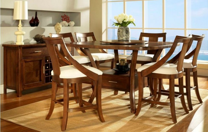 Gatsby Counter Height Dining Room Set