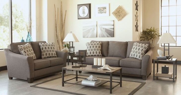 Janley Slate Living Room Set