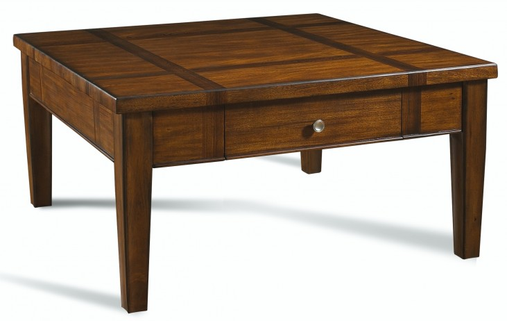 Runway Occasional Square Cocktail Table